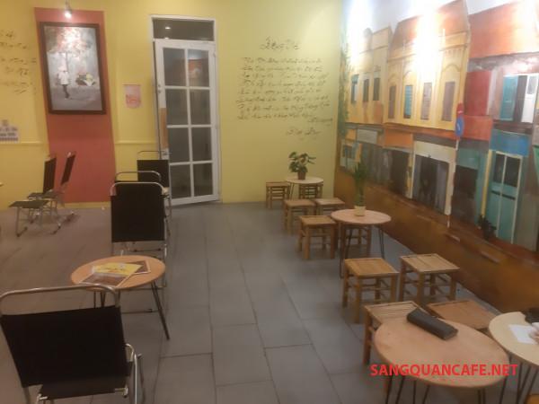 SANG QUÁN CAFE