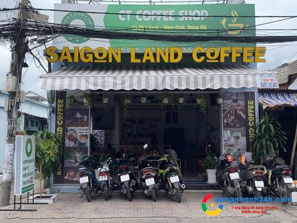Sang quán cafe đang kinh doanh khu Tên Lửa.