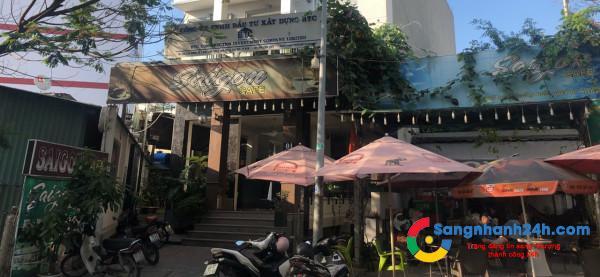 Cần sang nhanh quán cafe mặt tiền đường, dân cư đông đúc, yên tĩnh, sạch sẽ, lượng khách đông.